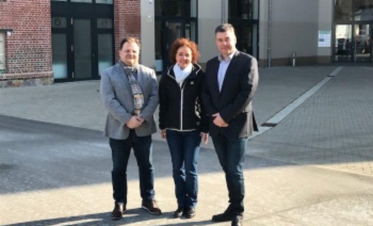 Netzwerk Logistik Leipzig-Halle öffnet Kontaktbüro in Chemnitz