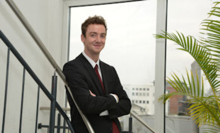 Nico Haltmayer übernimmt Leitung der Quick Cargo Service Niederlassung Frankfurt