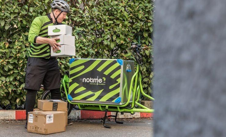 Same Day Delivery: Schweizerische Post übernimmt StartUp Notime