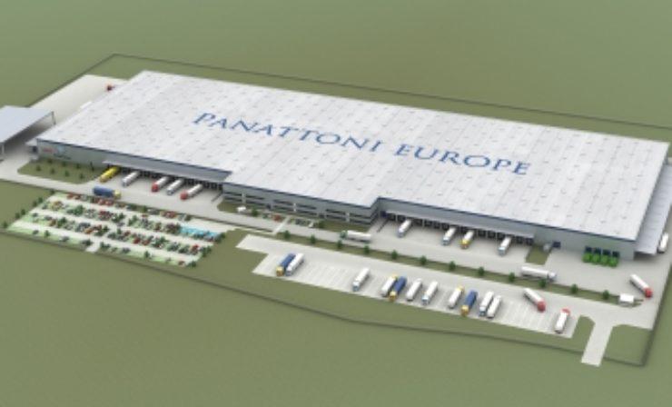 Panattoni baut im Auftrag vom VW am Jadeweserport