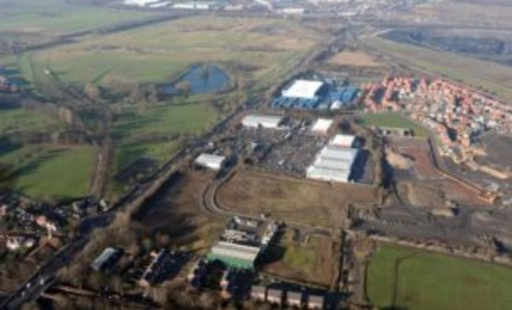 Planning for 150,000 sq ft at Wakefield