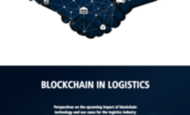 Blockchain will have truly profound impact on logistics