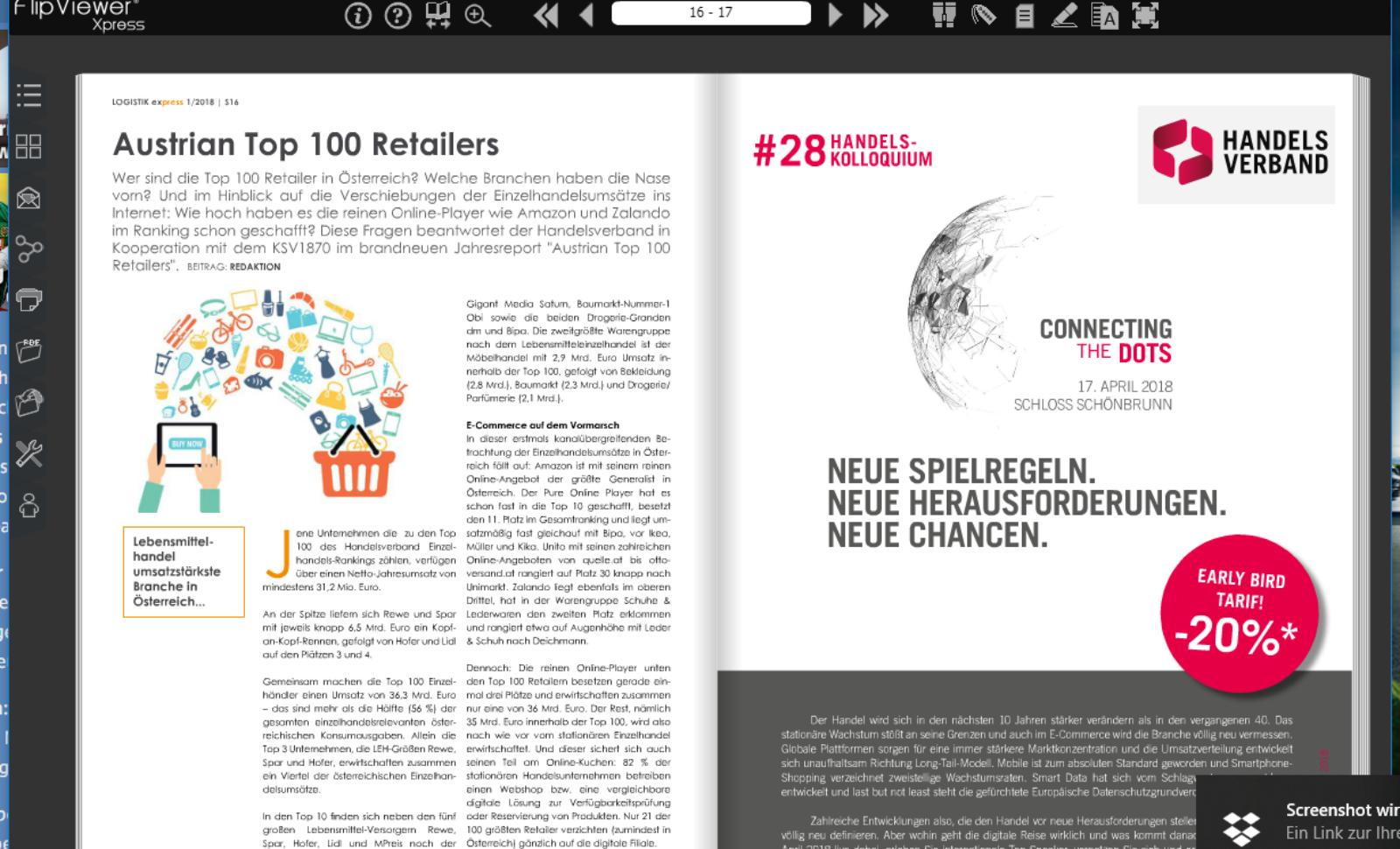 Austrian Top 100 Retailers