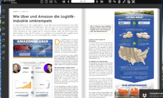 Wie Uber und Amazon die Logistikindustrie umkrempeln