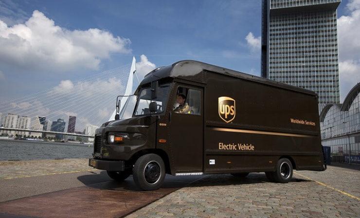 E-Mobilität: UPS startet intelligentes Stromnetz in London