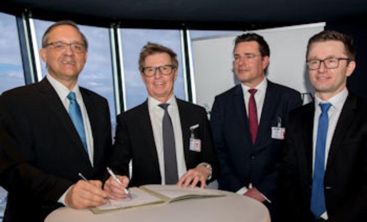 DHL plant neues Logistikdrehkreuz in der Vienna Airport Region