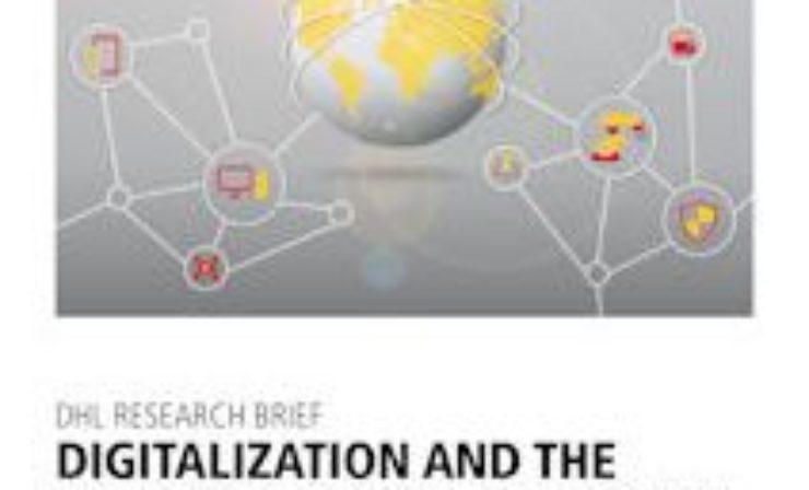 DHL veröffentlicht Report zur Digitalisierung in der Supply Chain