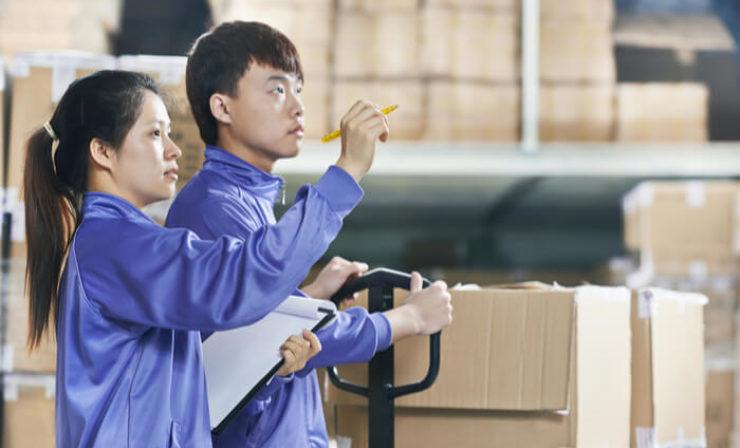 Studie: Chinesische Logistikdienstleister gewinnen an Beliebtheit