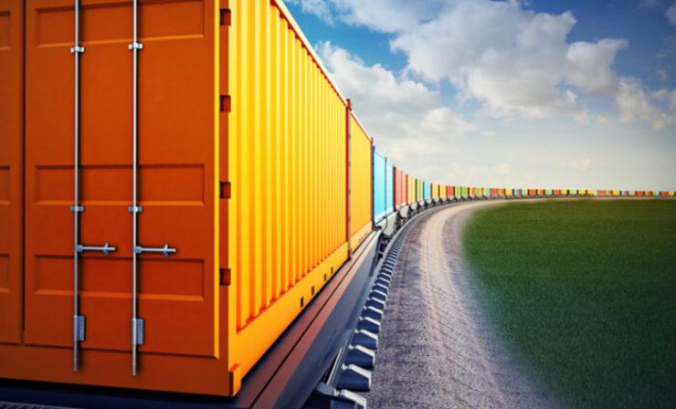 Interkontinentaler Transport: Dachser setzt auf die Schiene