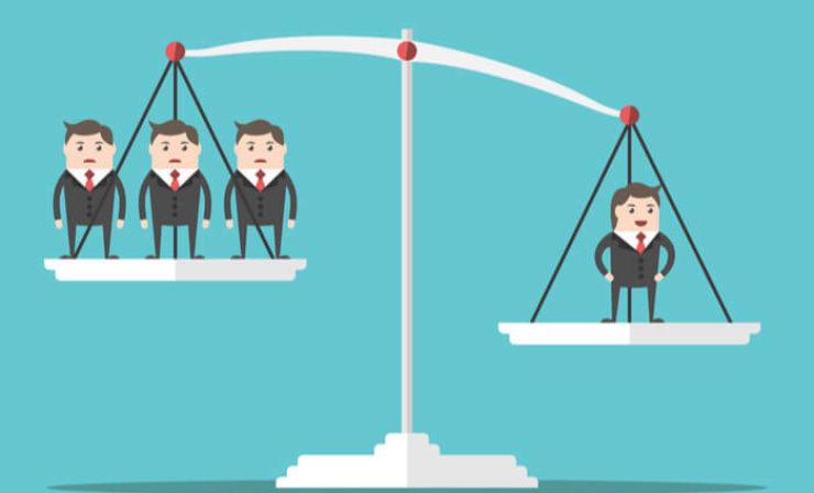 Deuschen Post DHL: Umstrukturierung fördert Ungleichgewicht der Angestellten