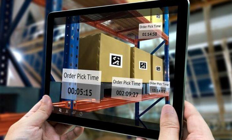 Insider Navigation: AR-Lösung für die Lagerhalle ohne GPS