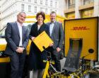 Erster DHL Flagshipstore in Wien eröffnet