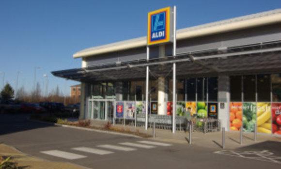 Aldi and B&M to develop massive Bedford DCs
