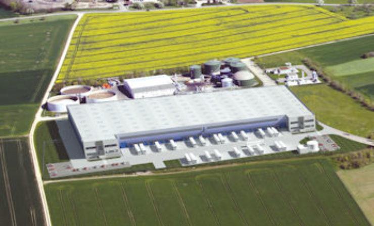 Gazeley baut 20.996 Quadratmeter große Logistikanlage in Stuttgart