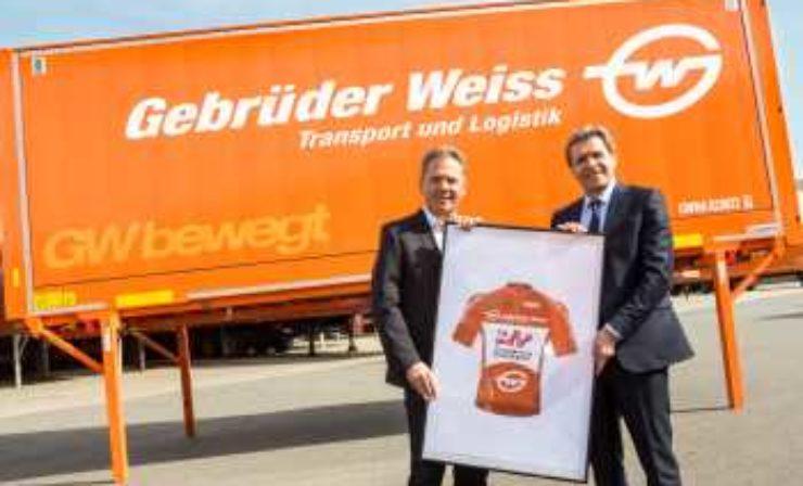 GW: Bester Österreicher trägt bei der Jubiläumstour Orange