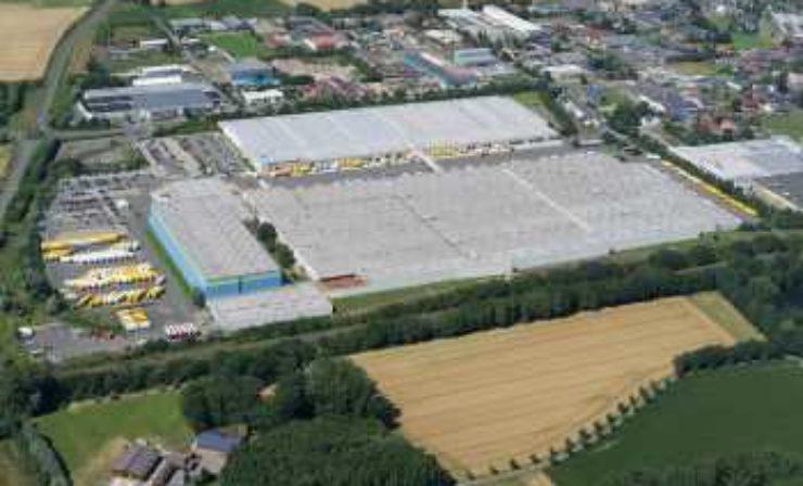 Garbe Industrial Real Estate erwirbt Logistik-Areal von IKEA in Werne