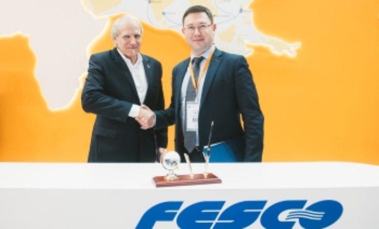 Interrail und Fesco vereinbaren Zusammenarbeit