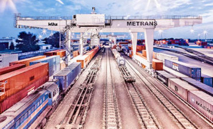 HHLA stärkt Metrans: Hohe Service-Qualität für Kunden