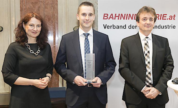 Hochinnovative Bahnindustrie vergibt Innovationspreis