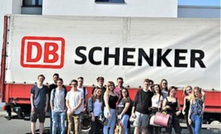 DB Schenker: Tag der Logistik in der Geschäftsstelle Salzburg
