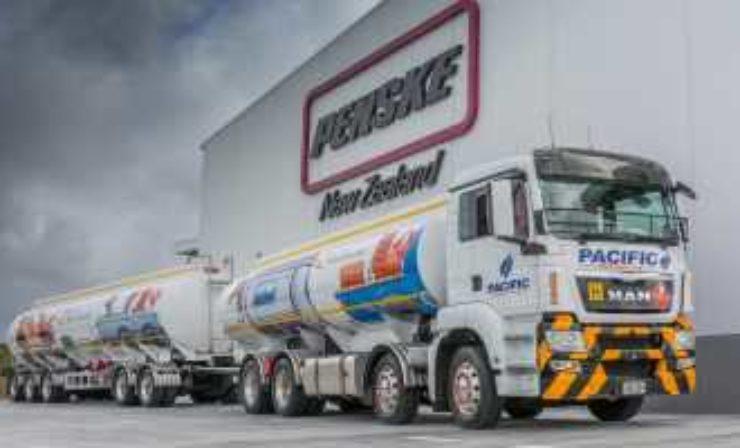 Neuseelands Spediteur TIL Logistic stockt  MAN Flotte auf