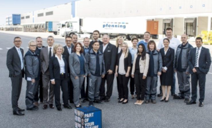 Pfenning Logistics lanciert Arbeitgebermarke