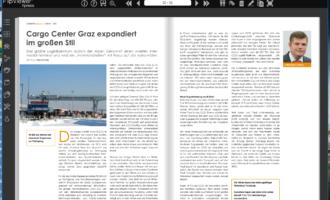 Cargo Center Graz expandiert im großen Stil