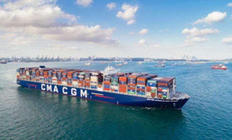 CMA CGM übernimmt 25 Prozent von Ceva Logistics