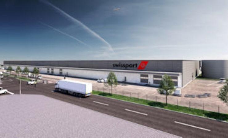 Fraport schließt Mietvertrag mit Swissport in der CargoCity Süd
