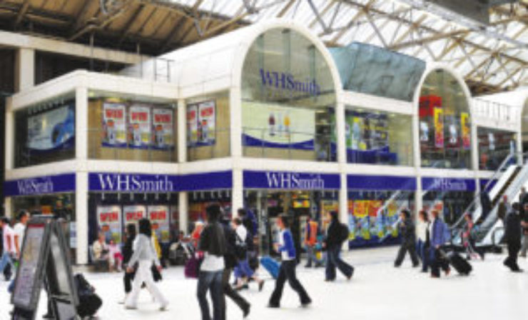 WH Smith targets logistics productivity gains