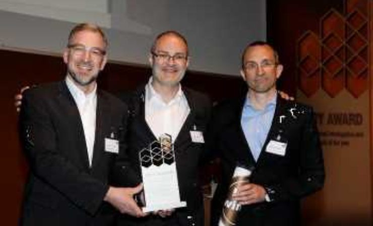 """WITRON gewinnt renommierten IFOY-Award in der """"Königsklasse"""""""