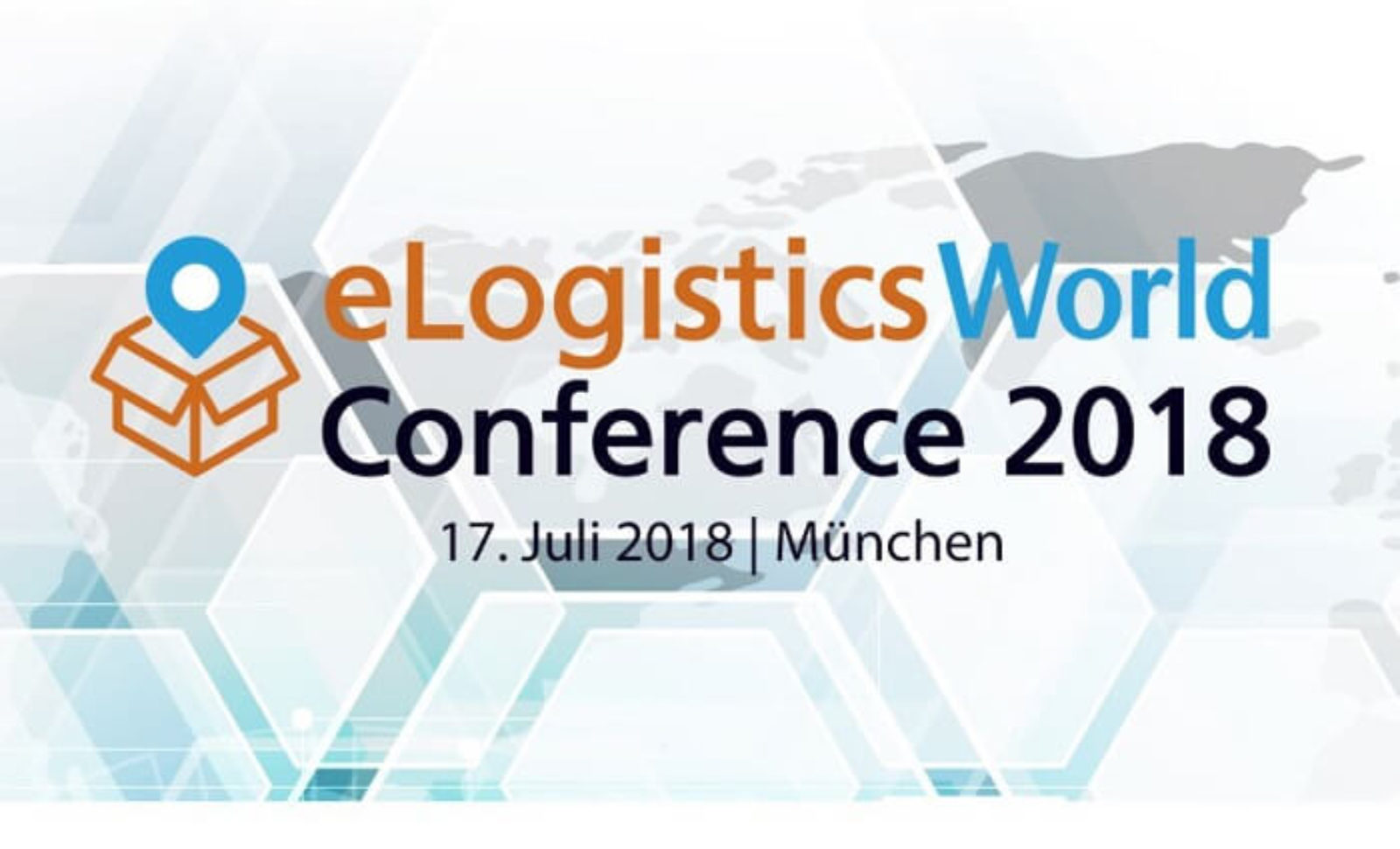 eLogistics World Conference: Logistik und Fulfillment im Fokus
