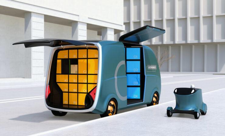 Innovationen in der Zustellung kostet Logistik Billionen