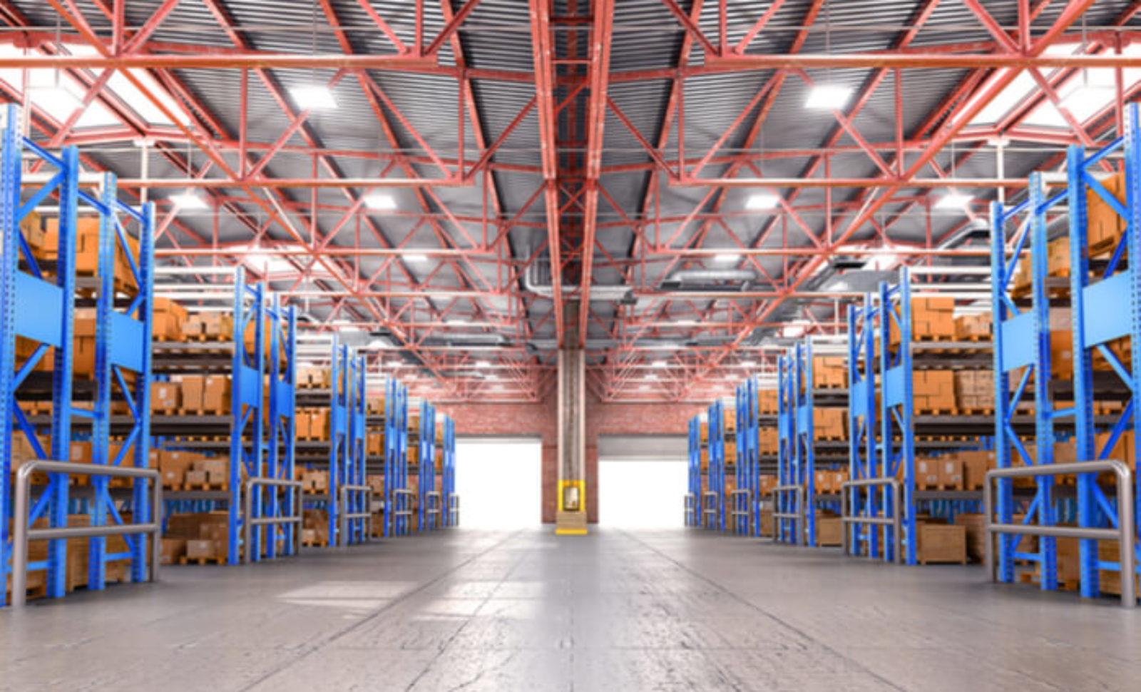 Knapp eine Million Quadratmeter Neubaufläche: Logistikimmobilienmarkt mit starkem ersten Quartal