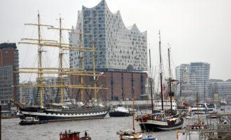 Positive Bilanz nach Hafengeburtstag