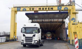 Neue RoRo-Verbindung startet zwischen Cuxhaven und dem französischen Saint-Nazaire