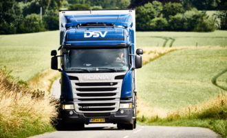 Operating profit rises at DSV