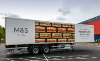 Marks & Spencer trials nitrogen chilled trailer