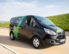 Ford to test hybrid Transit in Spain