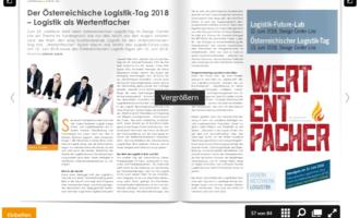 Der Österreichische Logistik-Tag 2018 – Logistik als Wertentfacher