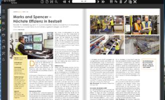Marks and Spencer – Höchste Effizienz in Bestzeit