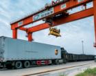 UPS Rail Service zwischen Europa und Hongkong