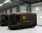 UPS to trial Arrival electric vans
