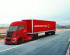 Budweiser brewer orders 800 hydrogen fuel cell trucks