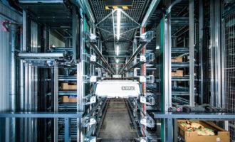 EDEKA Nord erweitert NORDfrische Center mit Technologie von KNAPP