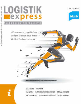 LOGISTIK express Fachjournal 3-2018