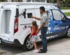 Ford launches test for self-driving delivery van