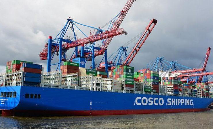 Seegüterverkehr: Hamburger Hafen ist Top-Partner Chinas, ächzt aber unter deutscher Einfuhrumsatzsteuer-Praxis