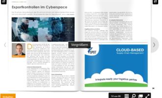 Exportkontrollen im Cyberspace