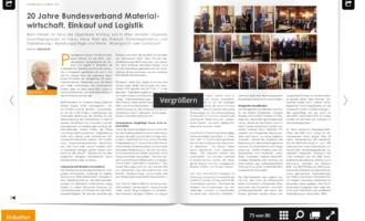 20 Jahre Bundesverband Materialwirtschaft, Einkauf und Logistik in Österreich (BMÖ)